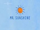 Mr.Sunshine- Fazer Aniversrio